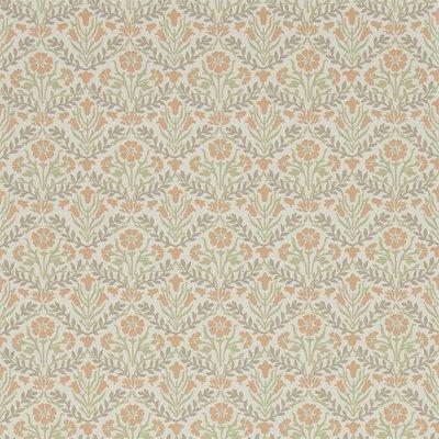 Morris & Co Bellflowers Saffran/Olive
