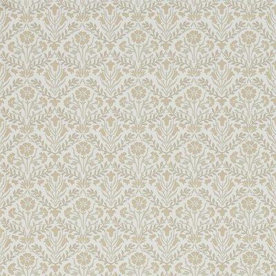 Morris & Co Bellflowers Linen/Cream 216437