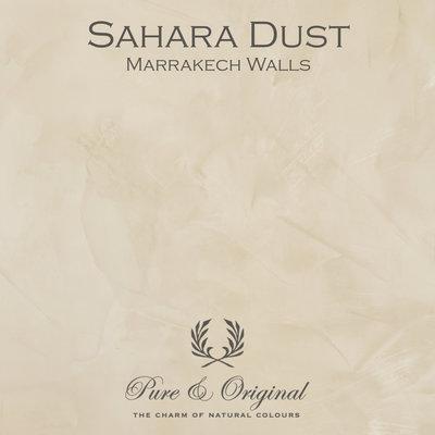 Pure & Original Marrakech Walls Sahara Dust