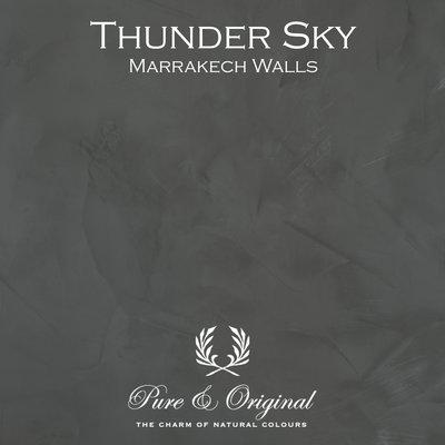 Pure & Original Marrakech Walls Thunder Sky