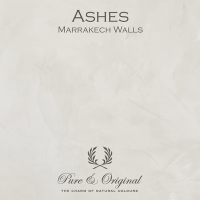 *Pure & Original Marrakech Walls Ashes
