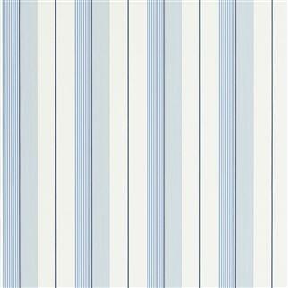 Ralph Lauren Aiden Stripe Blue White