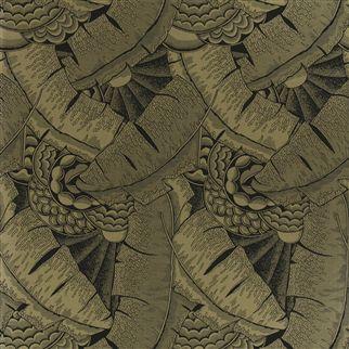 COCO DE MER - TARNISHED GOLD- Ralph Lauren Home wallpaper