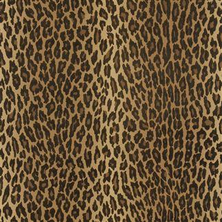 ARAGON - OCELOT LEOPARD - Ralph Lauren Home wallpaper