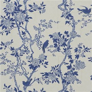 Marlowe Floral Porcelain - PRL048/05