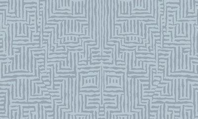 J&V 502 Interior Geometrico Mercurio 5412