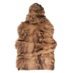 WinterHome Sheepskin Steppen Wolf 99681