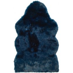 WinterHome Sheepskin Midnight Wolf 99025