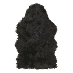 WinterHome Sheepskin Blackwolf 99682