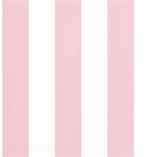 Ralph Lauren Spalding Stripe Pink-White