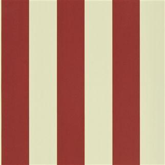 Ralph Lauren Spalding Stripe Red-Sand