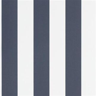 Ralph Lauren Spalding Stripe Navy White