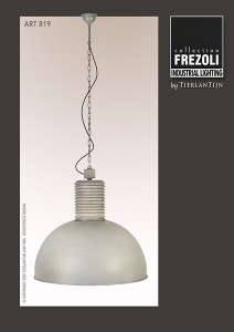 Frezoli Lighting Lozz XL Alu