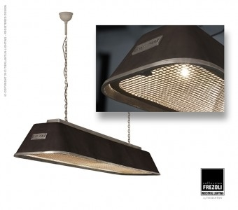 Frezoli Lighting hanglamp Bizz