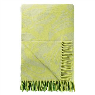 Designers Guild plaid Majella Lime