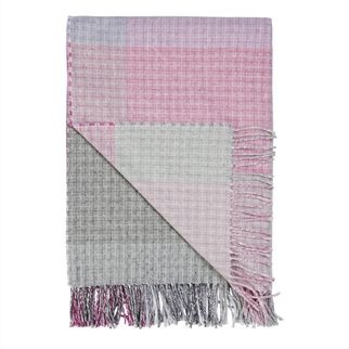 Designers Guild plaid Cestino Dewberry