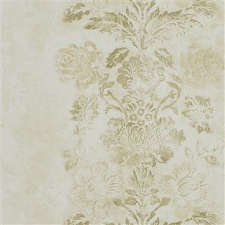 Designers Guild DAMASCO - GOLD PDG674/07