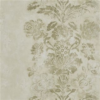Designers Guild DAMASCO - LINEN PDG674/08