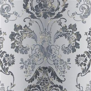 Designers Guild KASHGAR - GRAPHITE P619/06