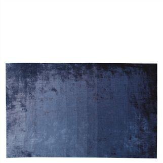 Designers Guild karpet EBERSON COBALT RUG  v.a. 160x260