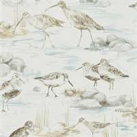 Sanderson Estuary Birds Blue Grey 216492