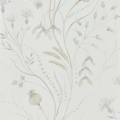 Sanderson Summer Harvest Silver Chalk 216498