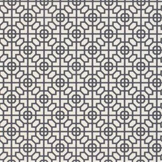 Designers Guild SUSSEX - BLACK AND WHITE  P535/13