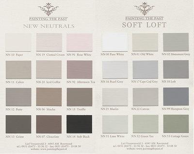 Painting the Past New Neutrals & Soft Loft