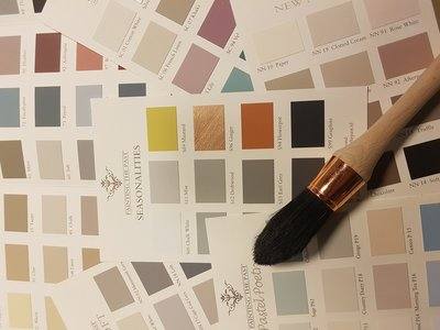 Painting the Past Complete Set kleurkaarten