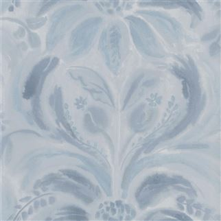 Designers Guild Angelique Damask Indigo PDG1036/05