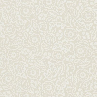 Emma Bridgewater Floral Damask Silk White 213625