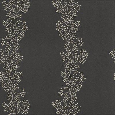 Sanderson Aegean Sparkle Coral Silver Ebony 213036
