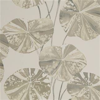 Designers Guild Brahmi Leaf Oyster PDG1061/02