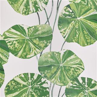 Designers Guild Brahmi Leaf PDG1061/01