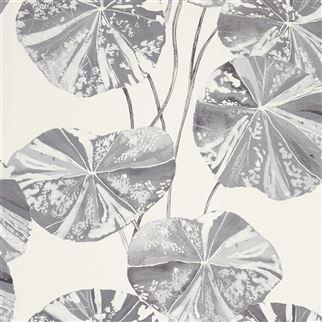 Designers Guild Brahmi Leaf Zinc PDG1061/03