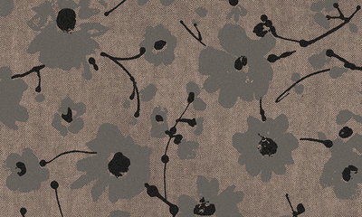 Flamant Suite III Velvet Metal Velvet Flower and Lin 18004