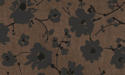 Flamant Suite III Velvet Metal Velvet Flower and Lin 18003