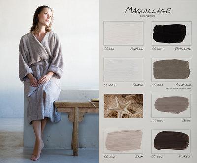 .Carte Colori kleurenkaart Maquillage
