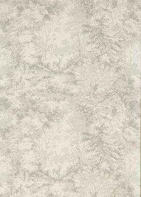Mulberry Bohemian Romance Torridon Silver Grey FG076.J125