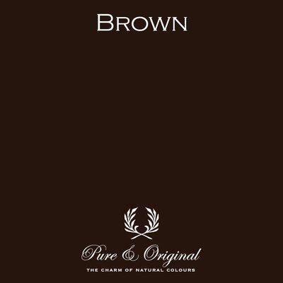 Pure & Original Licetto Brown