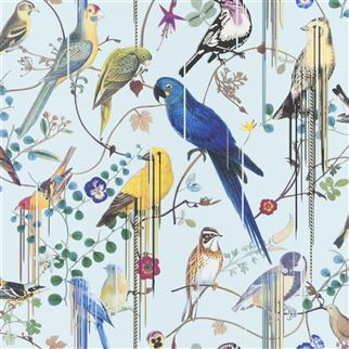 Christian Lacroix Birds Sinfonia Source CL7017/06