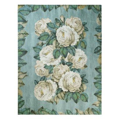 Designers Guild Plaid The Rose Swedish Blue BLJD5002