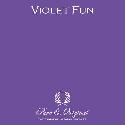 Pure & Original Wallprim Violet Fun