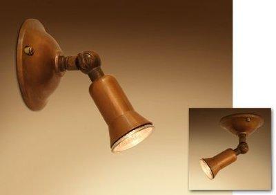 Frezoli Lighting wandlamp Modena Copper