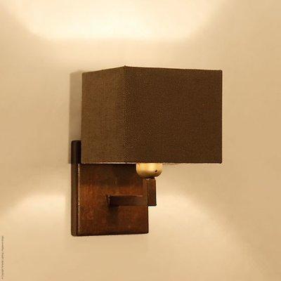 Frezoli Lighting wandlamp Limena Zwart
