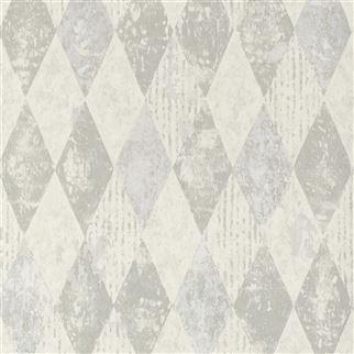 Designers Guild Arlecchino Concrete PDG1090-04