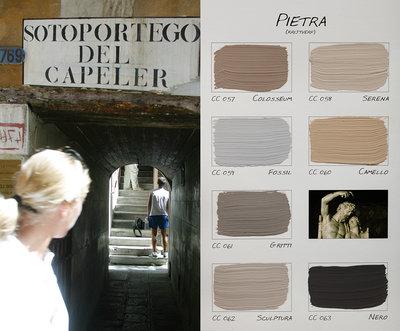 .Carte Colori kleurenkaart Pietra