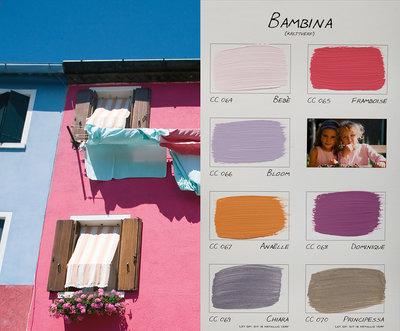 .Carte Colori kleurenkaart Bambina