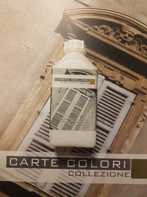 Carte Colori Zeer Matte Vernis