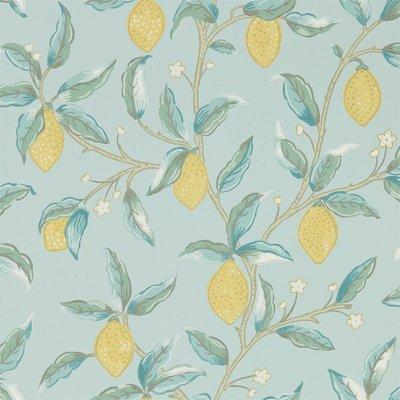 Morris & Co Lemon Tree 216674 Wedgewood